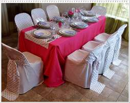 Wedding & Function Décor Hire – Discount Prices - Variety of Items