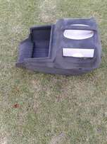Lawnmower grass boxes