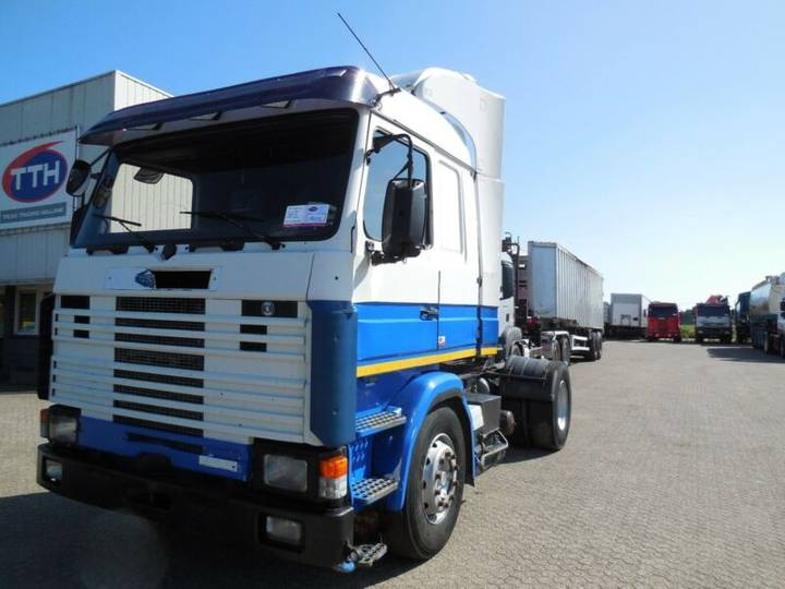 Scania 143-450 Topline Manual Telma - 1989