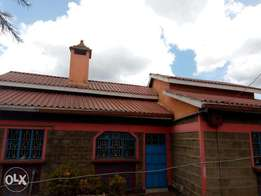 3 bedroomed bungalow on offer at 3.8m