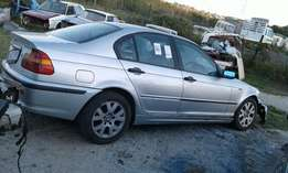 BMW 320D stripping for spares