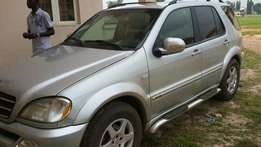 Mercedes Benz ML320 Sport Edition