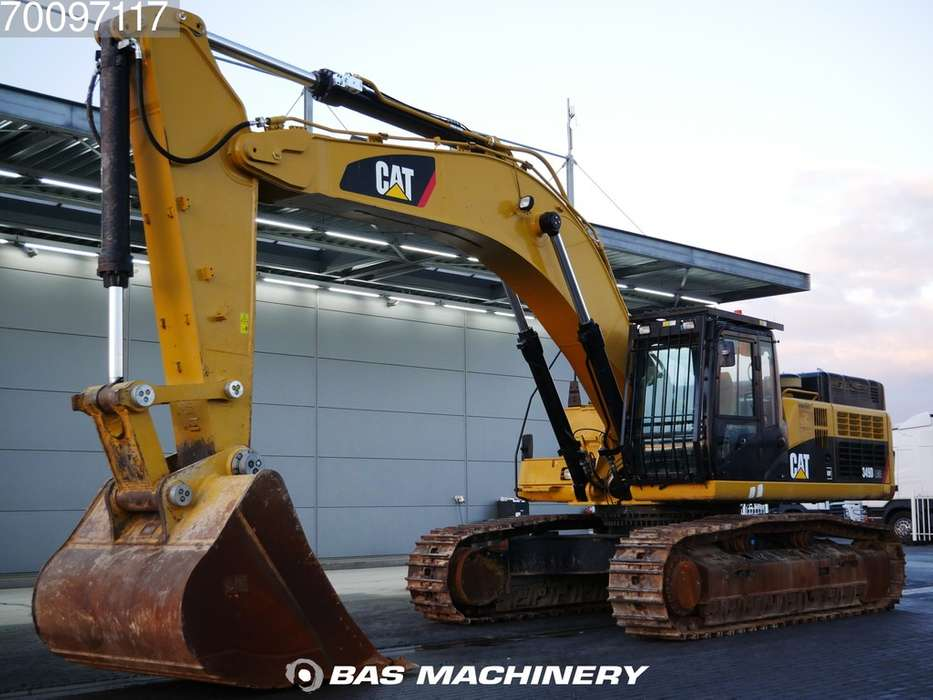 Caterpillar 349D LME Special price - more available - 2014