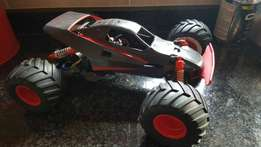 Tamiya rc mad bull