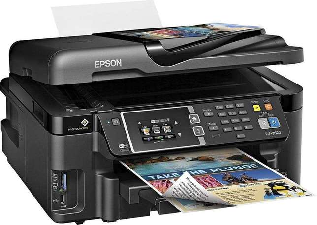 Brand New Epson WorkForce WF-3620 All-in-One Color Printer with WiFi Nairobi CBD - image 5
