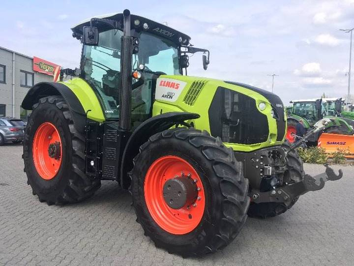 Claas Axion 830 Cmatic **fzw** - 2015