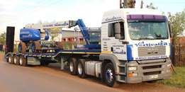 30. VerticalZA MAN - Transport Horse AND 3-AXLE LOWBED
