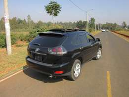 toyota harrier through asset finance