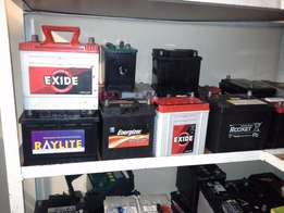 Brand New BATTERIES in Box just arrived Grab yours