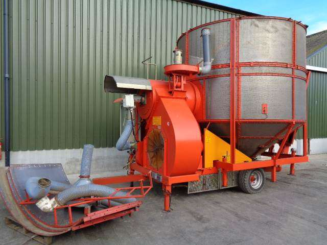 Master Large F200e Grain Drier - 2003