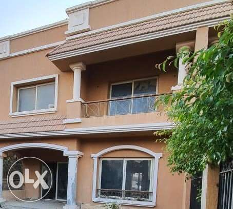 Under market price Twin House In mena residence new cairo