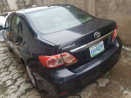 Toyota Corolla 2009 Upgraded to 2012 with no issue