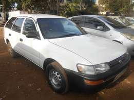 Toyota AE 102, auto, EFI for sale in parklands. Asian owned.