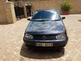 VW Golf Convertible for Quick sale
