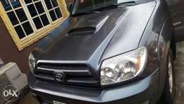Clean used Toyota 4runner
