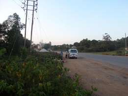1.5 acres on Bombo road at 150m