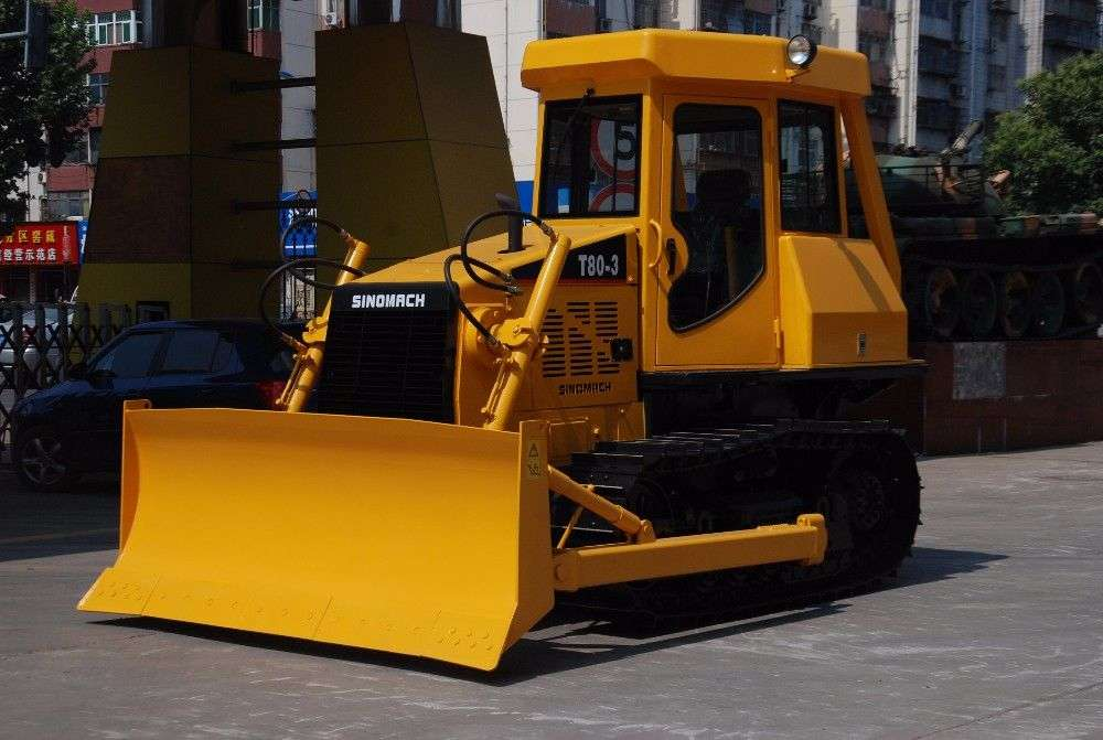 New Sinomach T80-3 Bulldozer