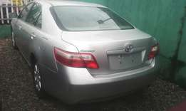 A Tokunbo Toyota Camry xle, 4plugs engine