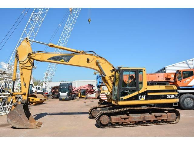 Caterpillar 322bl - 2000