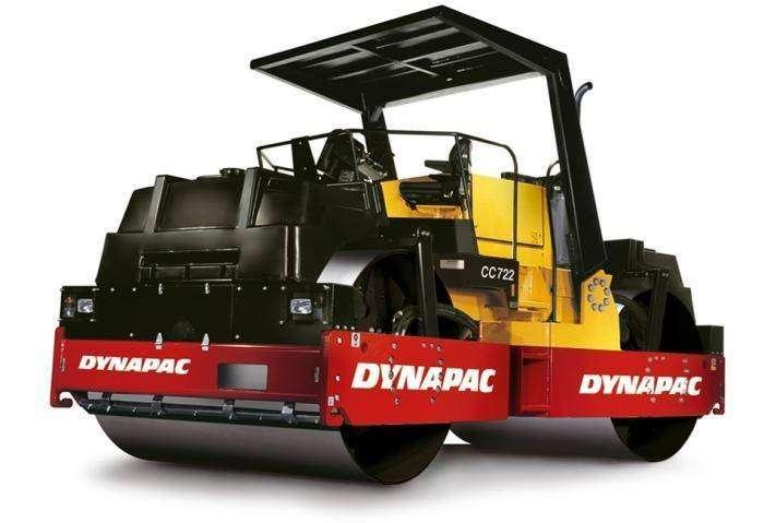 Dynapac Cc 722 - 2013