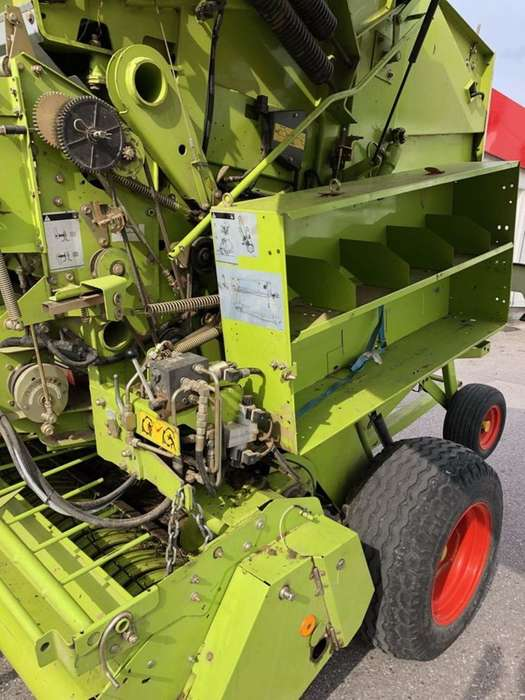 Claas variant 280 rotocut - 2005 - image 8