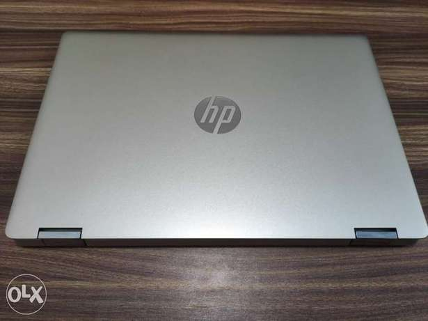 HP Pavilion 14 Touch Screen 360 Cord i5 10Th Ram 8 Hard 256 SSD