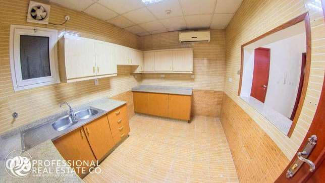 Unfurnished, 2 BHK Apartment in Muntazah 4,500
