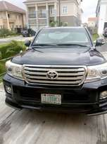 Clean Armoured Toyota Land Cruiser (Bullet Proof)