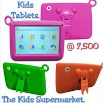 The Kids Tablets.