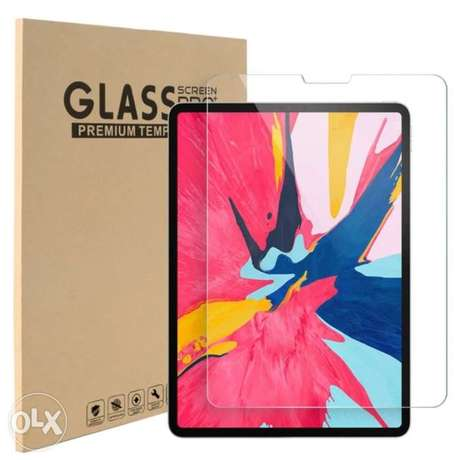 Screen protector for iPad pro 2018 ( 11 / 12.9 ) inches