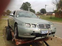 Rover 75 Stripping for spares