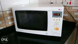 Microwave oven LG