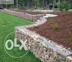 Gabions Design and Building