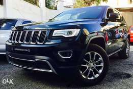 Jeep cheroke limited on special offer at 6,499,999/=