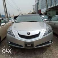 Clean Trim Few month used Acura ZDX