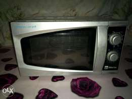 Clean Grill Microwave