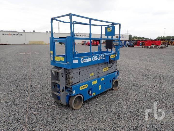Genie GS2632 Electric - 2007