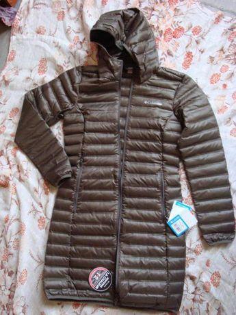 Пальто куртка пуховое Columbia  3 300 грн. - Жіночий одяг Рівне на Olx 5793eff591345