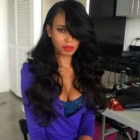 Treat yourself with Brazilian and Peruvian Hair.