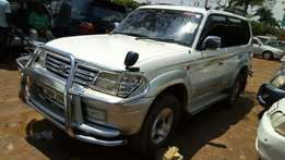 TX prado 2000 model petrol