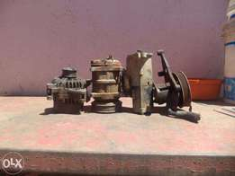 Volvo replacement parts/ used