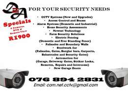 For your Security Needs