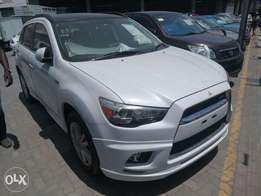 2010 model Mitsubishi rvr KCN number