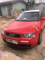 Very neat Audi A3 coupe