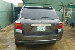 Toyota Highlander 2010 model first body 4 sale