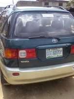 Toyota picnic as 03 as clean as toks usd privately extra clean no dent
