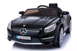 Mercedes benz SL63 ride on car