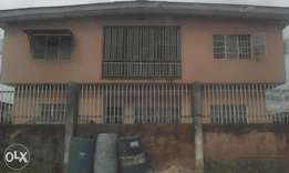 FOR SALE!! 4nos of 3bdrm & bq At Ifako Gbagada , 65m,C of O
