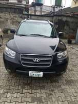 Neatly used Hyundai Santa Fe suv for sale