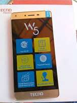 Tecno W5 Brand New Sealed with 1yr warranty at 12200